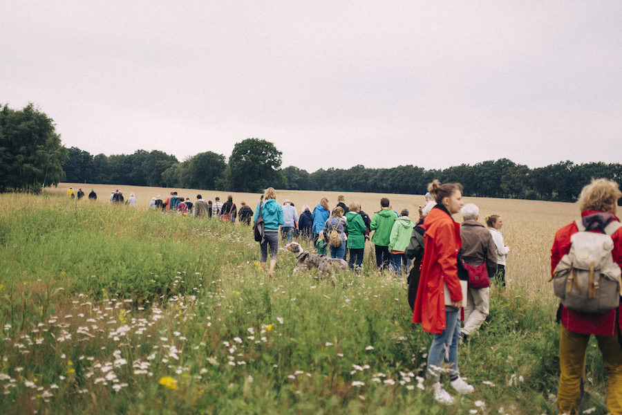 WirGarten Lüneburg - Gartenführung